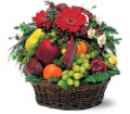 Fabulous Fruit Basket in Oklahoma City OK Array of Flowers & Gifts