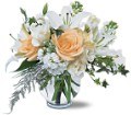 White Roses & Lilies in Washington DC Palace Florists