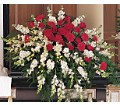 Cherished Moments Casket Spray in Canada AB Anicca Flowers