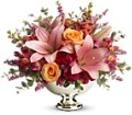 Teleflora's Beauty In Bloom in Laurel MD Rainbow Florist & Delectables, Inc.