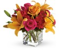 Teleflora's Uniquely Chic in Harlan KY Coming Up Roses