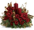 Candlelit Christmas in Fairfax VA Greensleeves Florist