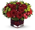 Teleflora's Merry & Bright in Oklahoma City OK Array of Flowers & Gifts