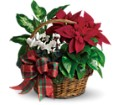 Holiday Homecoming Basket in Spring Lake Heights NJ Wallflowers