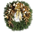 Order your classic holiday wreath t129 1a all flowers for 28 crowfoot terrace nw