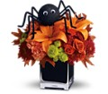 Teleflora's Spooky Sweet in Gaylord MI Flowers By Josie