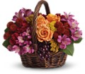 Sending Joy in Mount Morris MI June's Floral Company & Fruit Bouquets