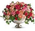 Queen's Court by Teleflora in Harlan KY Coming Up Roses