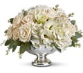 Teleflora's Park Avenue Centerpiece in Burr Ridge IL Vince's Flower Shop