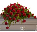 Adoration Casket Spray in Dallas TX In Bloom Flowers, Gifts and More