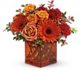 Teleflora's Sunrise Sunset in Burlington WI gia bella Flowers and Gifts