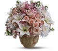 Teleflora's Garden of Memories in Laurel MD Rainbow Florist & Delectables, Inc.