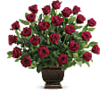 Teleflora's Rose Tribute Local and Nationwide Guaranteed Delivery - GoFlorist.com