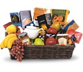 Grande Gourmet Fruit Basket in Boynton Beach FL Boynton Villager Florist