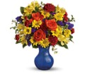 Teleflora's Three Cheers for You! in Concord CA Jory's Flowers
