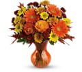 Teleflora's Forever Fall in Arlington TX Country Florist