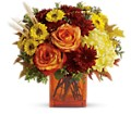 Teleflora's Autumn Expression in Tulsa OK Ted & Debbie's Flower Garden