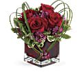 Teleflora's Sweet Thoughts Bouquet with Red Roses in Canton NC Polly's Florist & Gifts
