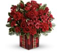 Season's Surprise Bouquet by Teleflora in Casper WY Keefe's Flowers