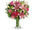 Dressed To Impress Bouquet in Oklahoma City OK Array of Flowers & Gifts