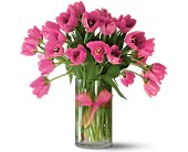 Teleflora's Precious Hot Pink Tulips - Premium in Salt Lake City UT, Especially For You