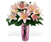 Teleflora's Grand Lily Bouquet by Galway in Vernon Hills IL, Liz Lee Flowers