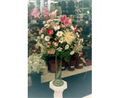 Centerpiece On Stand in Brooklyn NY, Enchanted Florist