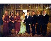 L.B.F. Wedding in Santa Rosa, California, La Belle Fleur Design