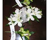 Wedding Party Boutonniere in College Station, Texas, Postoak Florist