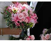 Bridal Bouquet in College Station, Texas, Postoak Florist
