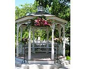 Wedding Ceremony in College Station, Texas, Postoak Florist