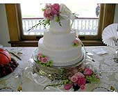 Cakes in College Station, Texas, Postoak Florist