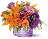 Teleflora's Tahitian Garden Bouquet in Salt Lake City UT, Especially For You