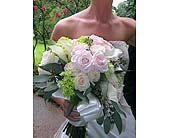 wedding bridal bouquets in College Station, Texas, Postoak Florist