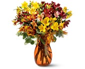 Alstroemeria Brights in Clinton OK, Dupree Flowers & Gifts