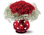 Teleflora's Love Sweet Love Bouquet in El Cerrito CA, Dream World Floral & Gifts
