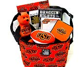 OSU113 ''OSU Pride'' Gift Basket in Oklahoma City OK, Array of Flowers & Gifts