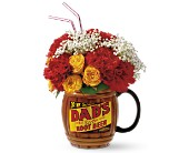 Rootin' for Dad Bouquet by Teleflora in Waukegan IL, Larsen Florist
