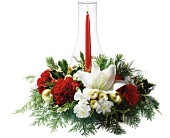 Luminous Holidays in Slidell LA, Christy's Flowers