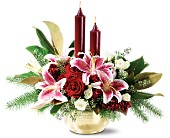 Illumination Lilies in Sayville NY, Sayville Flowers Inc