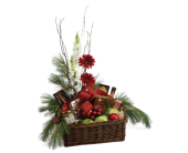 Gourmet Basket Holiday in Indianapolis IN, Enflora