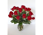Nashville Flowers - Nashville 2 Dozen Rose Special - Flowers By Louis Hody
