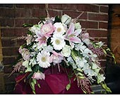 Bridal Bouquet in Kennebunk ME, Blooms & Heirlooms