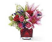 Delightful Romance Bouquet in Greensboro NC, Send Your Love Florist & Gifts
