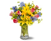 Greensboro Flowers - Spring Delight - The Flower Shoppe