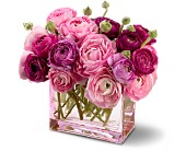 Teleflora's Petals In Pink, picture
