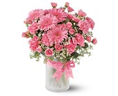Purely Pinks in Staten Island NY, Eltingville Florist Inc.