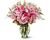 Teleflora's Forever More in Rocklin CA, Rocklin Florist, Inc.