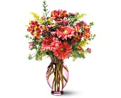 Teleflora's Pink Inspiration Bouquet in Nationwide MI, Wesley Berry Florist, Inc.