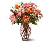 Teleflora's Dawn Inspiration Bouquet in Vancouver BC, Downtown Florist
